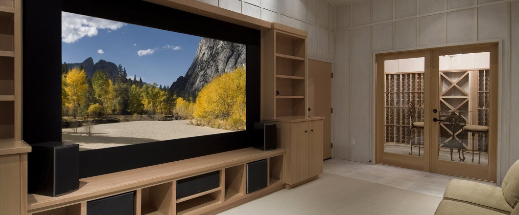 Dreaming About a Custom Home Theater?